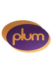 Cafe Plum Logo 1999