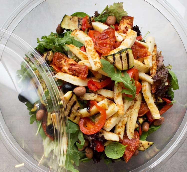 External Catering Salads