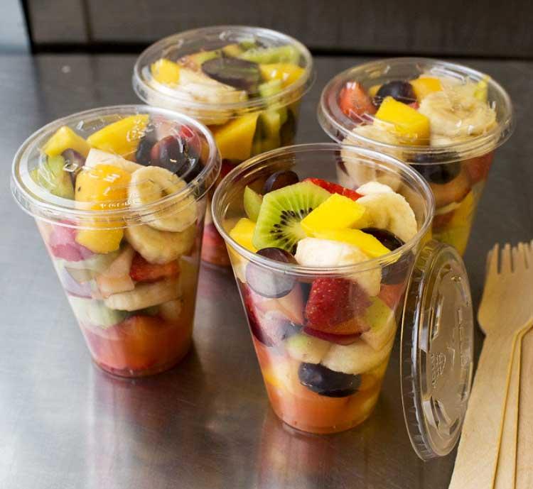 External Catering - Fruit & Healthy Snacks